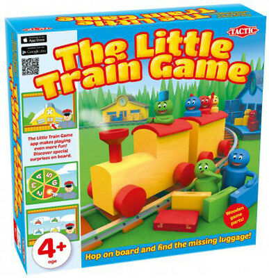 Games for Children - The Little Train Game - 53672