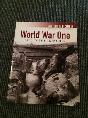 WW1 Life In The Trenches Book