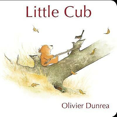 Little Cub by Dunrea, Olivier