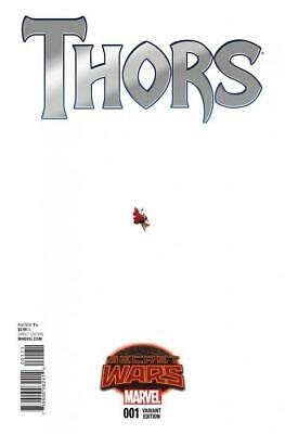 Thors #1 Mico Suayan Ant-Sized Variant Cover