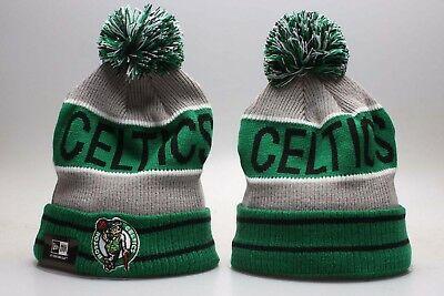 c966341a07edb BOSTON CELTICS NBA Basketball Hat Beanie Fan Winter Knit Lint Cap ...