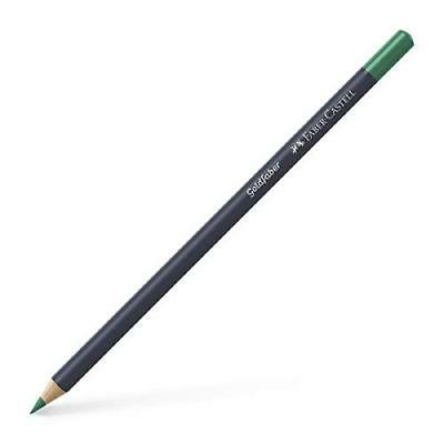 Faber-Castell (Single) - Goldfaber Colour Pencil 162 L Phthalo Green