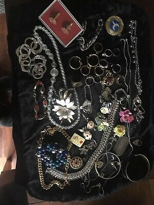 job lot of costume jewellery Mixed Old & New