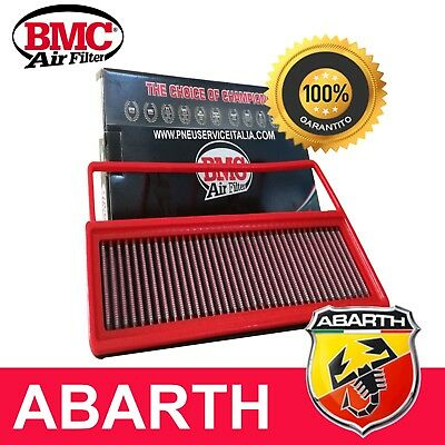 Filtro Aria sportivo BMC FB540/20 Made in Italy 500/595 ABARTH rigenerabile