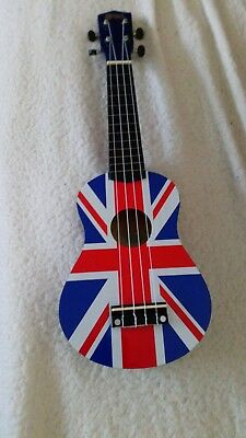 Soprano Ukulele And Case