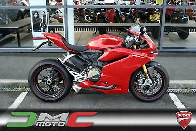 2016 Ducati 1299 Panigale S Red 2,422 Miles 1 Owner