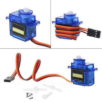 5/10 Pcs SG90 9G Mini Micro Servo For RC Robot Helicopter Airplane Car Boat DIY