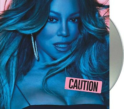 "Mariah Carey ""caution"" CD NEU Album 2018"
