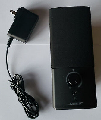 Bose Companion 2 Series III Multimedia ONE SPEAKER ONLY with Power Cord - Read
