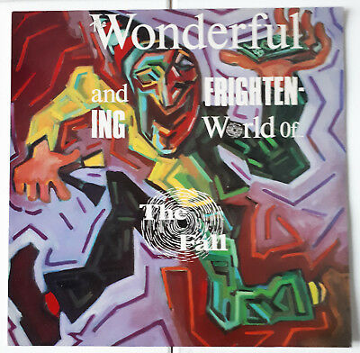 """THE FALL - """"The Wonderful and Frightening World of"""", LP UK 1984, Beggars Banquet"""