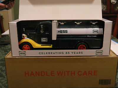 2018 Collector's Edition Hess Toy Truck