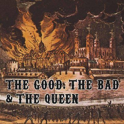 The Good The Bad And The Queen - The Good The Bad and The Queen [CD]