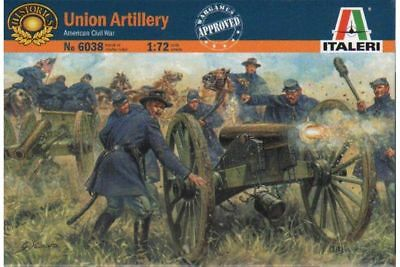 Union Artillery (American Civil War) - Military 1/72 - Italeri 6038