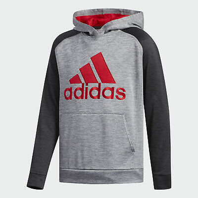 adidas Fusion Pullover Hoodie Kids'