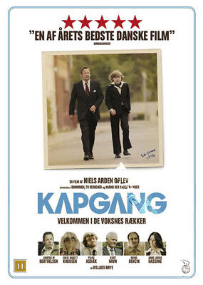 Speed Walking NEW PAL Cult DVD Niels Arden Oplev Villads Bøye Denmark