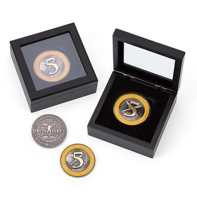Counter-Strike - Global Offensive CSGO - Boxed 5 Five Year Veteran Coin Medal