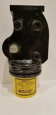 Worcester Controls Pneumatic Actuator  Series 34 Model A34R 160lbs 125psi New