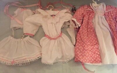 Pleasant Company American Girl Doll Samantha Tea Party Outfit Nightgown Robe