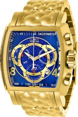 Invicta S1 Rally Chronograph Blue Dial Men's Watch 27957