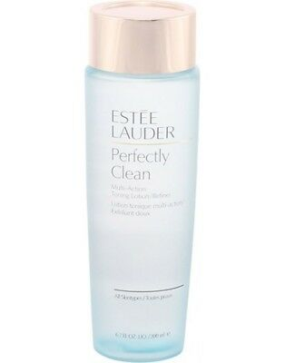 Estee Lauder / PERFECTLY CLEAN multi-action toning lotion/refiner 200 ml