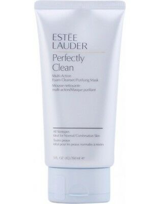 Estee Lauder / PERFECTLY CLEAN foam cleanser purifying mask PN 150 ml