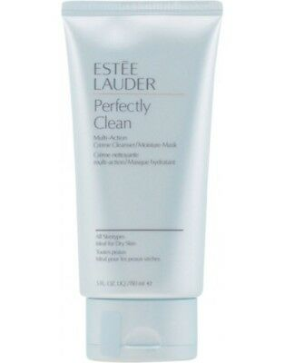 Estee Lauder / PERFECTLY CLEAN creme cleanser moisture mask PS 150 ml