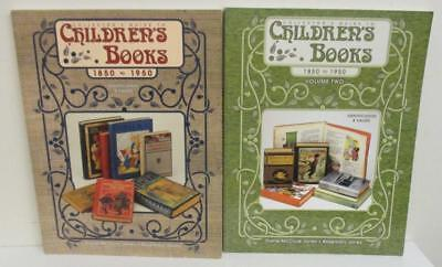 Collector's Guide to Children's Books 1850-1950 - Volume One & Two