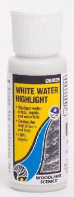 Woodland Scenics CW4529 White Water Highlight - Water System 724771045298