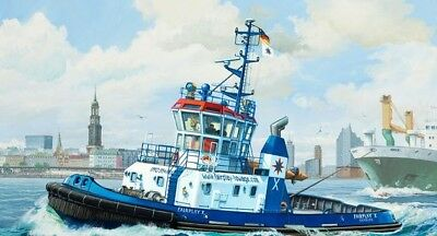 Revell Harbour Tug Boat Fairplay I,III,X