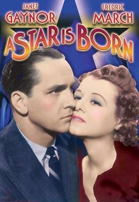 A Star is Born (1937) NEW DVD