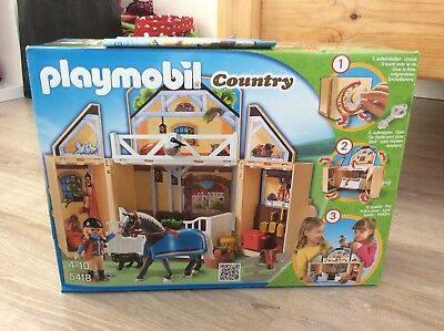 playmobil 5418 County