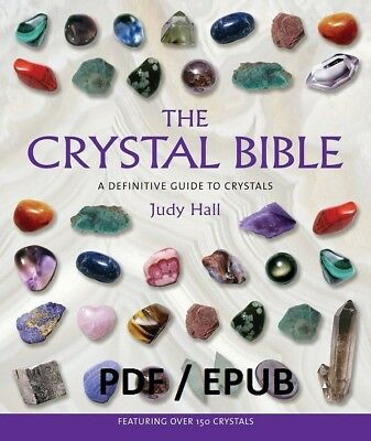 (PDF.EPUB) The Crystal Bible by Judy Hall EB00K /EMAILED