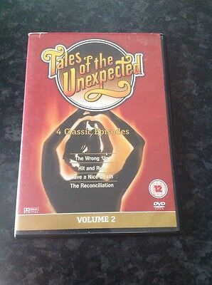 Tales Of The Unexpected - Volume 2 Four Classic Episodes