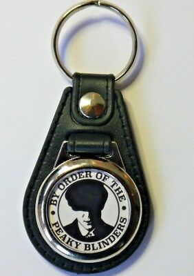 Peaky Blinders Keyring, Tommy Shelby Peaky Blinders Top Quality  Brand New,
