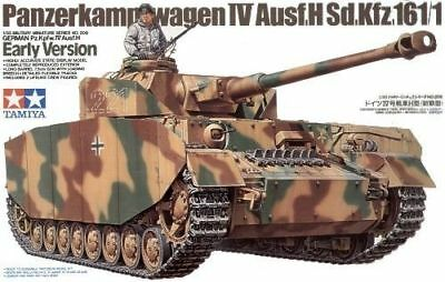 Panzer IV Ausf.H Early Ver. - 1/35 Military Model Kit - Tamiya 35209