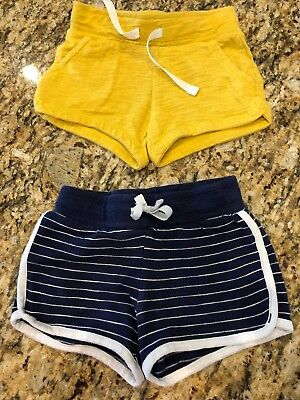 Cat And Jack Baby Girl 18 Months Shorts Two Pair