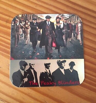 Peaky blinders Fab Fridge Magnet Coaster
