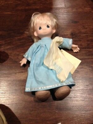 """Precious Moments """"Timmy the Angel"""" Doll"""