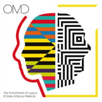 OMD The Punishment Of Luxury B Sides CD *NEW & SEALED*, FAST UK DISPATCH!