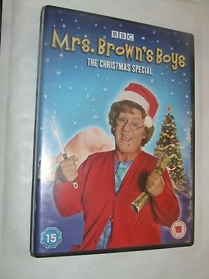 Mrs Brown's Boys - The Christmas Special 2011 DVD
