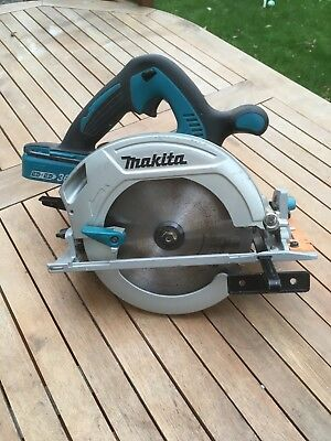 Makita DHS710Z36V (2x 18V) Cordless 190mm Circular Saw Body Only