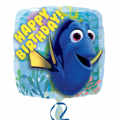 Amscan - Balloon - Sd - C Finding Dory Happy Birthday - 3230701