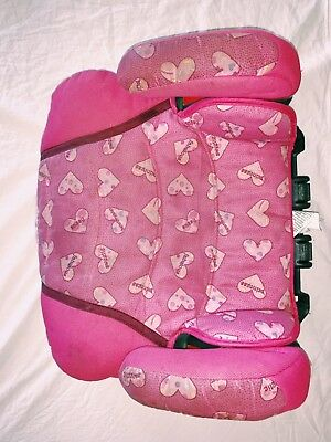 girls graco childrens car booster seat