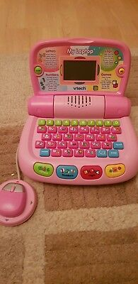 Vtech Childrens Laptop / computer. Educational toy.