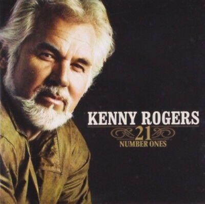 KENNY ROGERS - 21 Number Ones CD *NEW & SEALED*