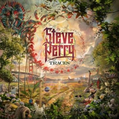 STEVE PERRY - Traces CD *NEW & SEALED*