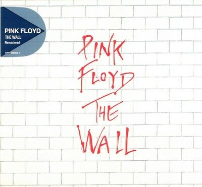 PINK FLOYD - The Wall (Discovery Edition) CD *NEW & SEALED*