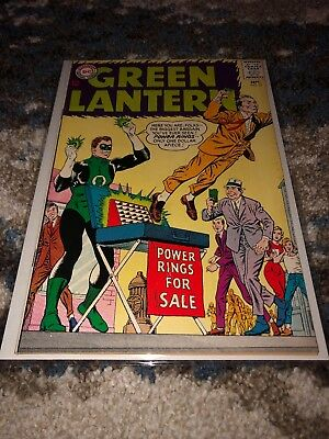 Green Lantern 31 DC Comics Hal Jordan Guardians of the Universe! Gil Kane
