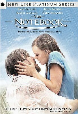 The Notebook DVD Full Frame, Subtitled, Widescreen, Ac-3/Dolby Digital,