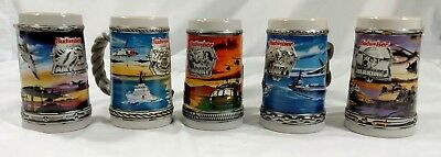 5 LOT Budweiser Military Series Salutes Marines Navy Army Airforce Coast Guard